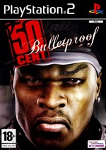 50 Cent Bulletproof Platinum Ps2