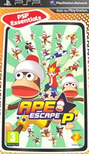 Ape Escape Essentials Psp