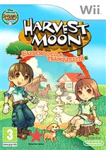 Harvest Moon: Tree Of Tranquillity Wii