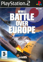 Wwii:Battle Over Europe Ps2