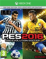 Pes 2016 D1 Edition Xbone