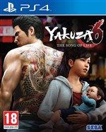 Yakuza 6:The Song of Life (PS4)