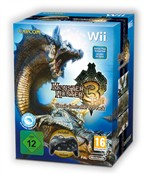 Monster Hunter 3+classic Controller Wii