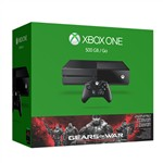 Console Xbox One 500gb + Gears Of War