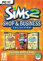 The Sims 2 Shop & Business Collection Pc