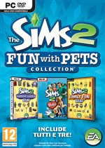 The Sims 2 Fun With Pets Collection Pc