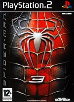 Spiderman 3 The Movie Ps2