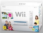 Console Nintendo Wii White Family Ed.