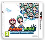 Mario & Luigi: Dream Team 3ds
