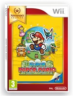 Super Paper Mario Select Wii