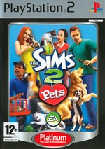 The Sims 2 Pets Platinum Ps2