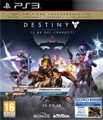 Destiny: Il Re Dei Corrotti D1 Ed. Ps3