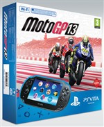 Console Ps Vita Wifi+moto Gp 13