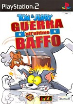 Tom & Jerry Guerra All'ultimo Baffo Ps2