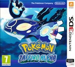 Pokemon Zaffiro Alpha 3ds