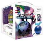 Amf World Lanes Bowling+bowling Ball Wii