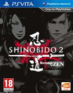 Shinobido 2: Reveangence Of Zen Ps Vita
