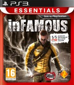 Infamous Essentials Ps3