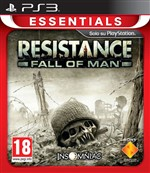 Resistance:Fall Of Man Essentials Ps3