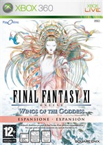 Ff Xi Exp Wings Of Goddess Xbox360