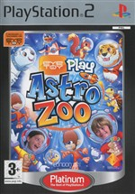 Eyetoy Play: Astro Zoo Platinum Sw Ps2