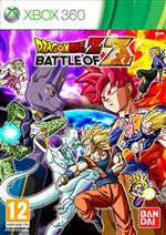 Dragonball Z: Battle Of Z Day 1 Ed. X360