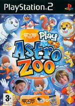 Eyetoy Play: Astro Zoo Plat.+telec. Ps2