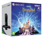 Console Xbox360 4gb+kinect+disneyl.Adven