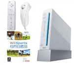 Console Wii + Wii Sports