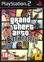 Grand Theft Auto:San Andreas Ps2