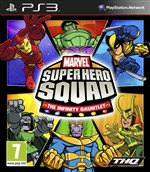 Super Hero Squad: Infinity Gauntlet Ps3