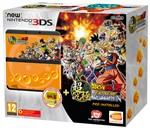 New 3ds + Dragon Ball Z Butoden
