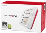 Console 2ds Bianco-rosso