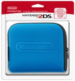Custodia Nero-blu Nintendo 2ds