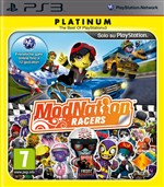 Modnation Racers Platinum Ps3