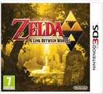 Legend Of Zelda: Link Between Worlds 3ds
