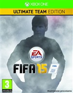 Fifa 15 Ultimate Team Edition Xbox One