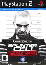 Splinter Cell Double Agent Ps2