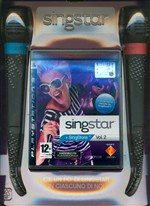 Singstar Vol. 2 + Microfoni Ps3