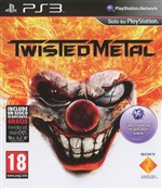 Twisted Metal X Ps3