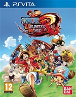 One Piece Unlimited World Red D1 Ps Vita