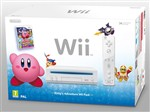 Console Nintendo Wii + Kirby's Adventure