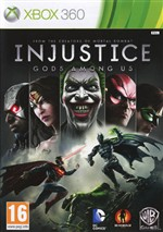 Injustice: Gods Among Us (Xbox360)