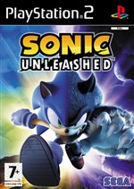 Sonic World Unleashed Ps2