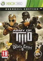 Army Of Two: The Devil's Cartel Le Xb360