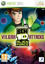 Ben 10 Alien Force: Vilgax Attacks Xb360