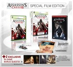 Assassin's Creed 2 Movie Collector Xb360