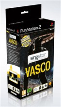 Singstar Vasco Sw + Microfoni Ps2