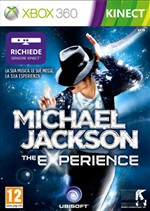 Michael Jackson The Experience (Kinect) Xb360