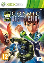 Ben 10 Ult. Alien Cosmic Destruction 360